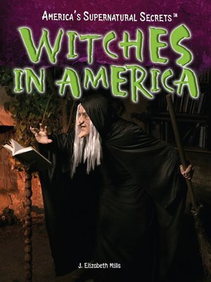 cover image of Witches in America